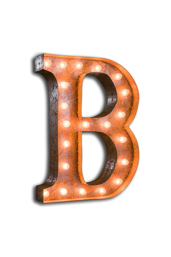 B_Marquee_Letter