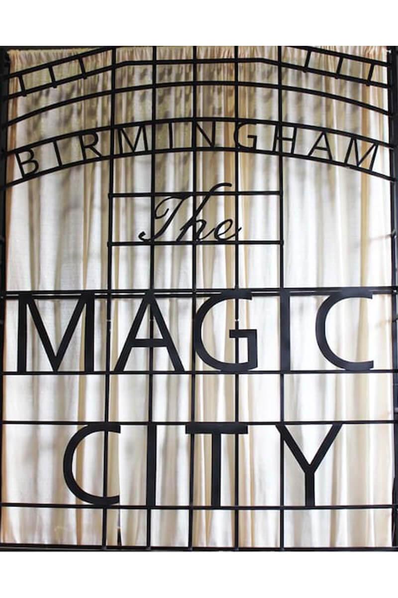 Magic City Sign