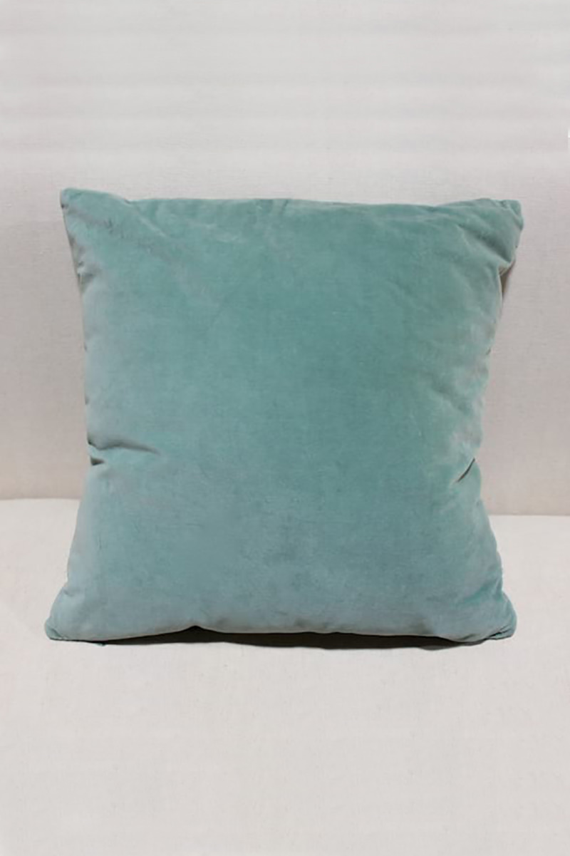 Teal_Blue_Velvet_Pillow