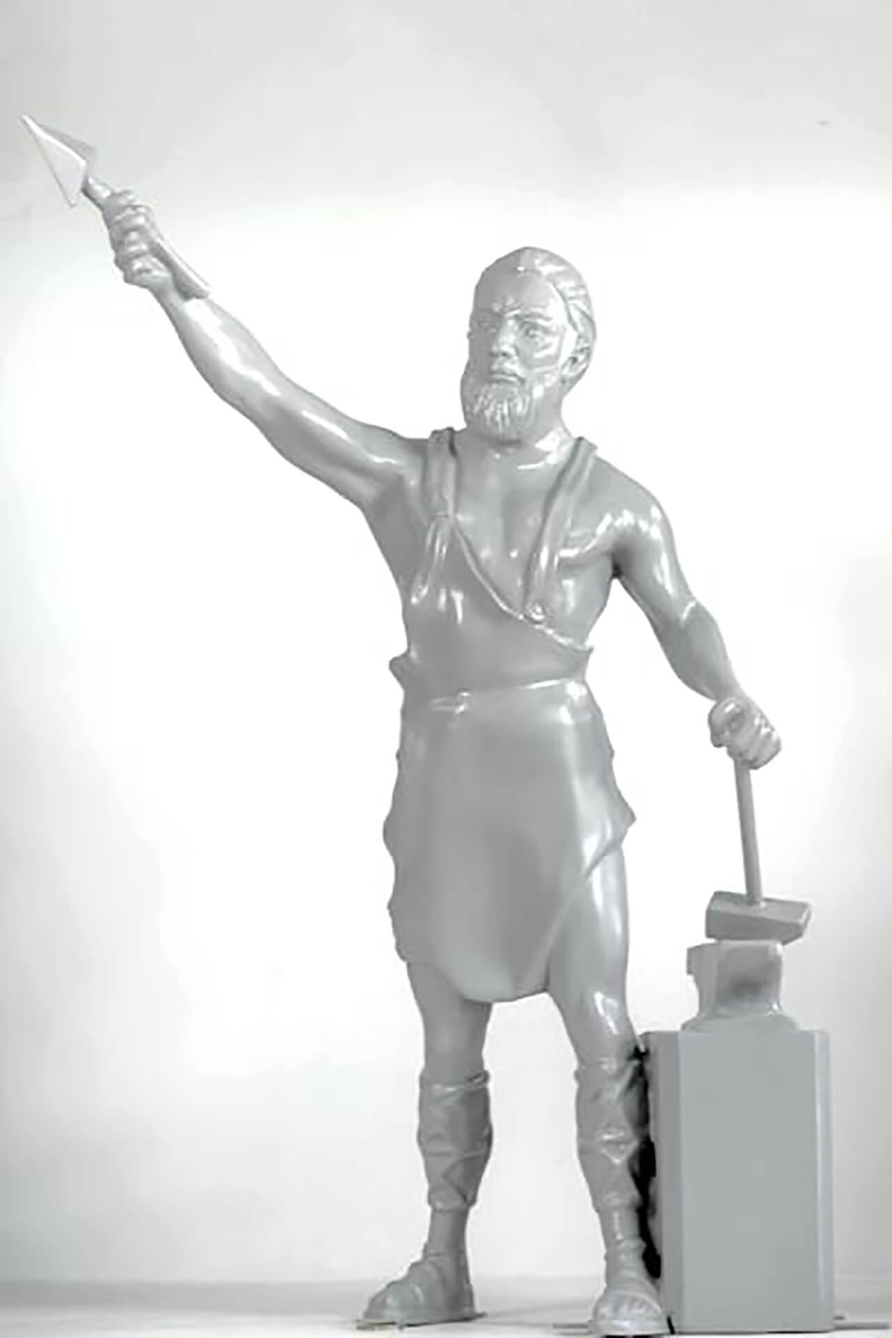 Vulcan_Statue